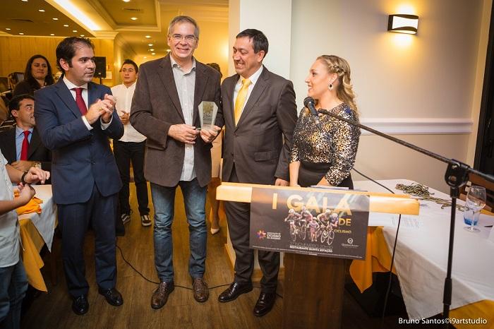 I Gala de Ciclismo 2015 - Dirigente do Ano - Ant nio Oliveira